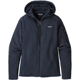 Patagonia Better Sweater Capuchon Jas Dames, new navy